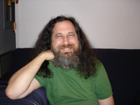 Richard Stallman, fundador del movimiento de Software Libre