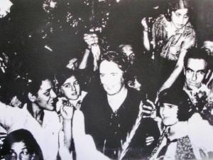 El 8 de marzo de 1936, la Pasionaria hizo marchar en Madrid a las mujeres republicanas en su día, contra la creciente amenaza fascista.
