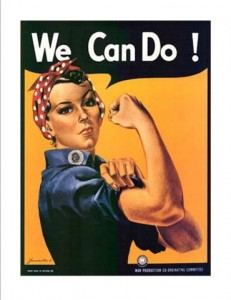 Dormido desde los años '20, los movimientos de femeninos de EEUU resucitaron el Día de la Mujer a mediados de los '60 pero sin hablar de capital ni patrón ni explotación y desde 1975 la ONU lo celebra a nivel mundial. En muchos países del este europeo es un feriado nacional.